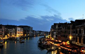 意大利美丽夜景