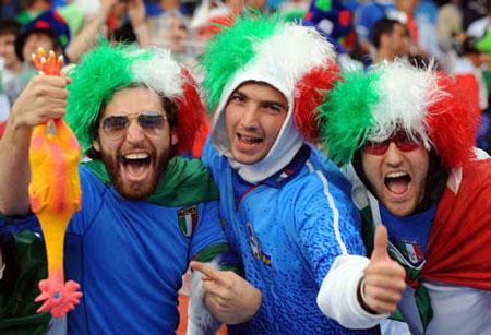 意大利足球球迷