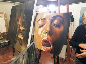 卡塔尼亚美术学院作品