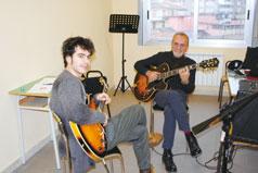 墨西拿音乐学院学生在演奏