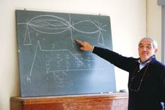 墨西拿音乐学院教师在授课